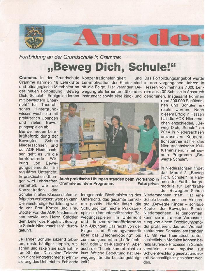 Lernförderndes projekt für lehrer der hainwaldschule